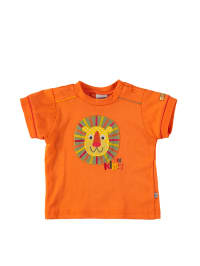 "Jacky Shirt ""Big King"" in Orange/ Bunt"