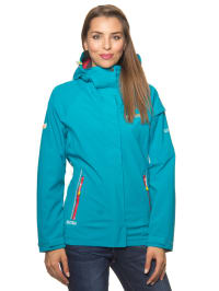 "Regatta Regenjacke ""Maryam"" in Türkis"