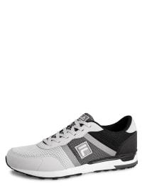 """Fila Sneakers """"Reflex Low"""" in Grau/ Schwarz"""