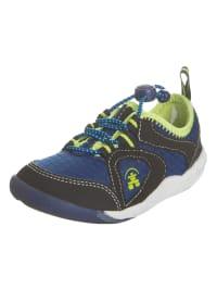 """Kamik Sneakers """"Speedy"""" in Dunkelblau/ Grün"""