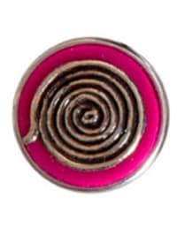 """NOOSA Chunk """"Endless Snake"""" in Pink/ Gold"""