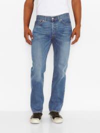 "Levi´s Jeans ""501"" in Blau"