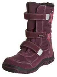 Gabor Kids Winterstiefel in Aubergine