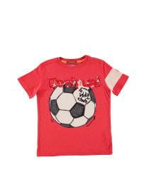 "Desigual Shirt ""Jeuergencao"" in Rot"