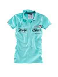 Roadsign Poloshirt in Mint