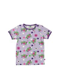 Småfolk Shirt in Flieder/ Pink