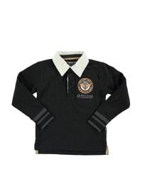 Harry Kayn Poloshirt in Schwarz