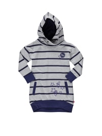 Paglie Sweatshirt in Grau/ Dunkelblau