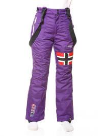 "Geographical Norway Ski-/ Snowboardhose ""Wonderfull"" in Lila"
