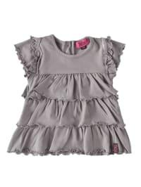 ZieZoo Kleid in Grau
