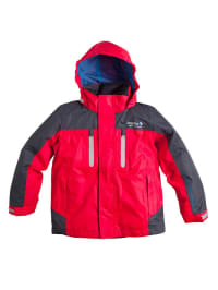 "Regatta Funktionsjacke ""Captive"" in Rot/ Anthrazit"