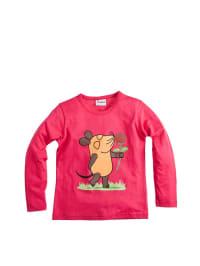 """Die Maus Longsleeve """"Rose"""" in pink"""