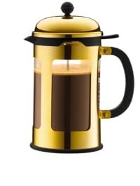 "Bodum Kaffeebereiter ""Chambord"" in Gold - 1.5 l"